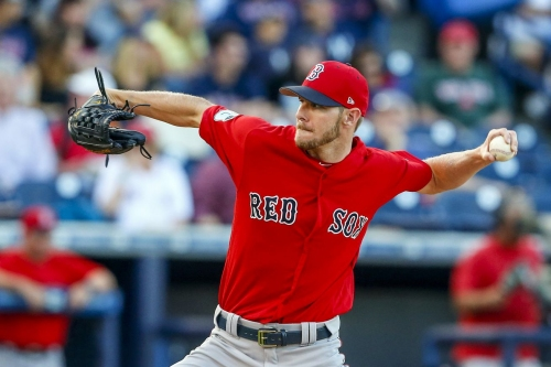 Red Sox 4, Yankees 2: Chris Sale is pretty good