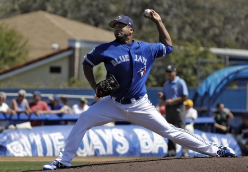 Blue Jays' starting rotation set up to succeed