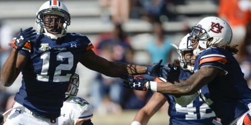 Pair of Auburn cornerbacks 'very limited' at practice