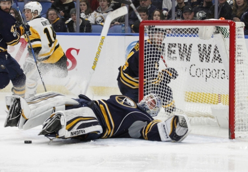 Penguins clinch playoff berth with 3-1 win over Sabres The Associated Press