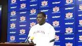 Auburn DE Marlon Davidson talks after spring practice No. 6