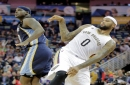 Boogie Cousins dances all over the Grizzlies and other observations