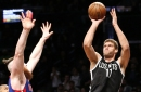 Brook Lopez's clutch buzzer-beater saves Nets from collapse