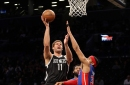 LISTEN UP! Lopez, Nets talk buzzer beater and other fun stuff