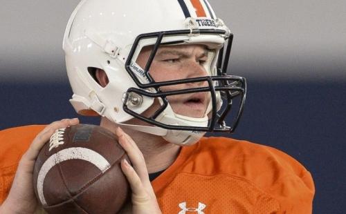 What Gus Malzahn said about departing Auburn quarterback Tyler Queen