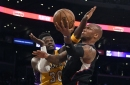 Lakers vs. Clippers Final Score: Lakers starters get blown away in 133-109 loss