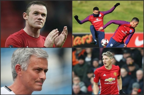 Manchester United news and transfer rumours LIVE Wayne Rooney updates