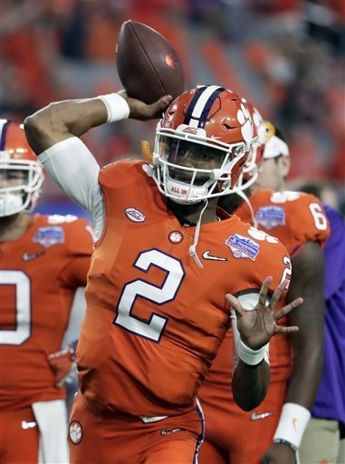 Spring flings: 6 intriguing quarterback competitions The Associated Press