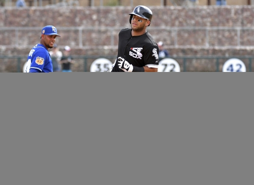 White Sox option top prospects to minors