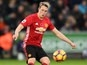 Manchester United defender Phil Jones to miss month of action with broken toe?
