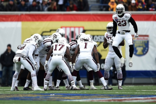 Texas A&M spring football breakout candidate No. 4: 2017 could be the start to a promising career for Larry Pryor