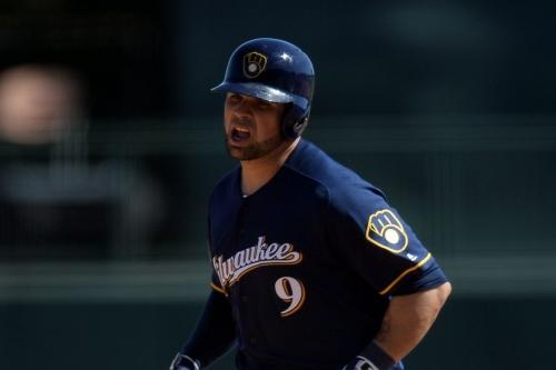 Milwaukee Brewers Camp Battles: Catcher Update