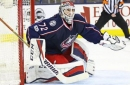 Bobrovsky enjoying unmarred March