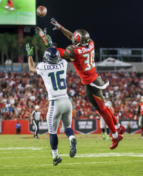 Report: Seahawks sign safety Bradley McDougald