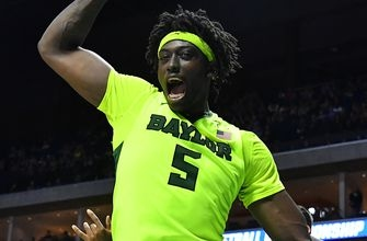 Erratic no more: How Johnathan Motley became the centerpiece Baylor needed