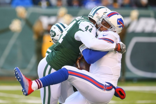 "EJ Manuel: ""Bills never gave me chance to grow"""