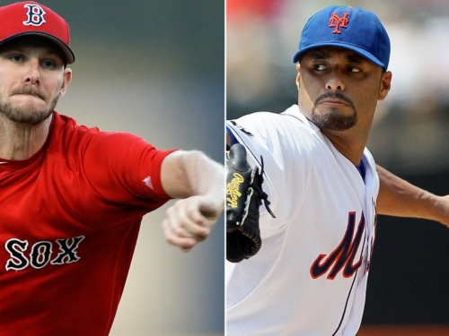 Who are these Red Sox pitchers most similar to?