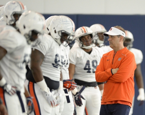 Difference in Auburn's defense 'night and day' from last spring