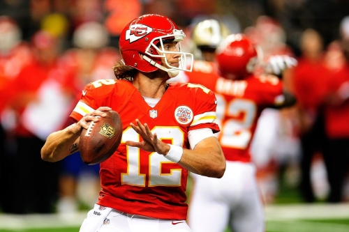 Former Chiefs QB Ricky Stanzi resurfaces in spring league
