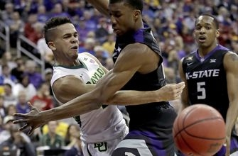 Belgium-born Lecomte helps Baylor get to another Sweet 16