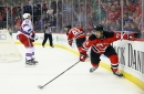 How Devils' John Quenneville, Joseph Blandisi carried off ice chemistry to their games