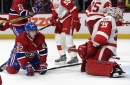 Canadiens vs Red Wings Ten Takeaways: Montoya and Lehkonen shine during a tough loss