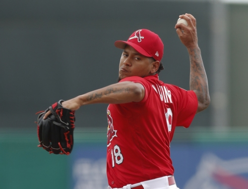 Cardinals pick Martinez to pitch on opening night vs Cubs The Associated Press