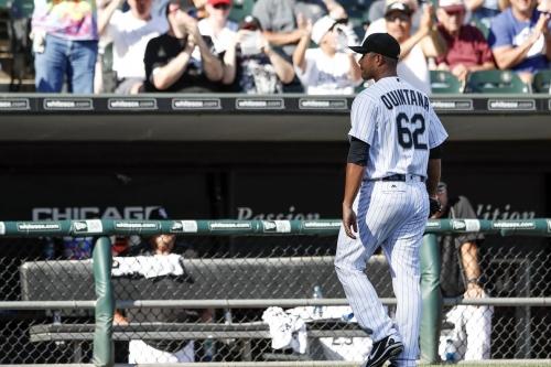 White Sox trade rumors: Astros, Braves, Pirates in on Jose Quintana