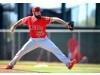 Angels Notes: Presumed opening day starter Garrett Richards may yield to Matt Shoemaker