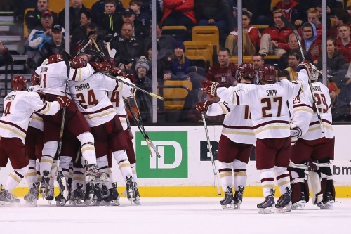 2016-17 Post-Season Boston College Men's Hockey Roundtable: Part I