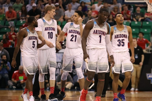 NCAA Tournament: Arizona's uniforms among the worst in the Sweet Sixteen