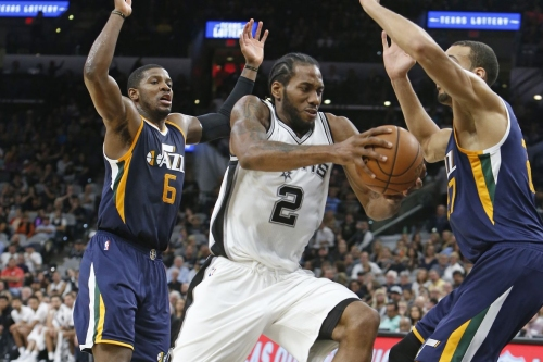 PtR Night: Spurs vs. Jazz ticket deal