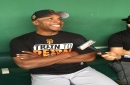 """Q&A with Barry Bonds upon rejoining Giants: """"This is what I'm supposed to be doing"""""""
