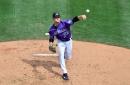 Colorado Rockies host Cleveland Indians in Cactus League action