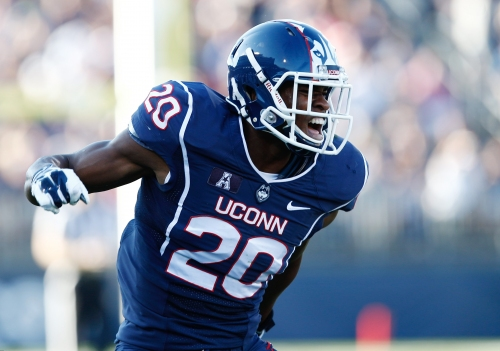 Steelers checking out Obi Melifonwu at UConn pro day