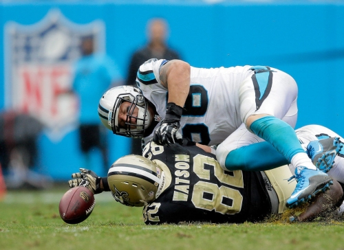 A.J. Klein, Manti Te'o additions maintain Saints' revolving door at linebacker