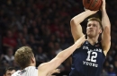 BYU Basketball's Eric Mika declares for the NBA draft, but keeps his options open