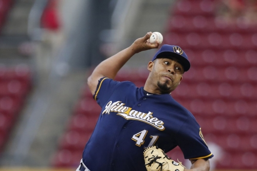 Brewers trade rumors: Junior Guerra available in talks