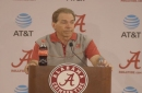 Nick Saban mentions Patriots' offense during press conference rant