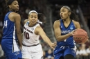 Staley: South Carolina's Gray will play in Sweet 16