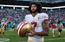 Ex-49ers WR Torrey Smith thinks Colin Kaepernick is more skilled than other QBs signed