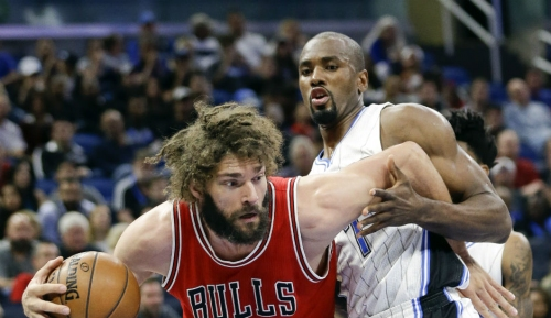 NBA Fight Night: Robin Lopez And Serge Ibaka Suspended One Game For Fighting