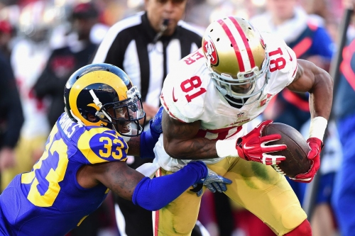 Free agent WR Rod Streater remains on 49ers radar