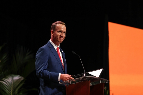 Peyton Manning says he has 'no interest' in running for politics