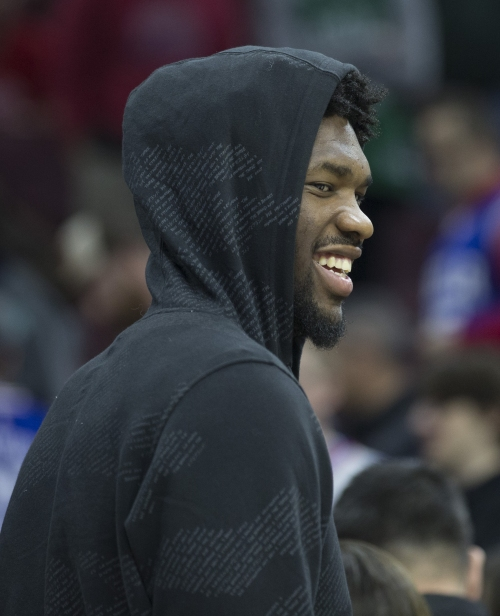 76ers' Embiid to undergo surgery for torn meniscus The Associated Press