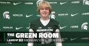 Michigan State 'standing out a lot' to 2019 QB Nate Martens after 2nd visit; top DB plans trip to see Spartans, and more