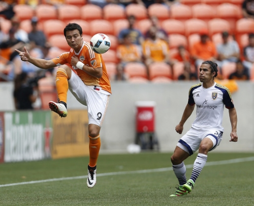 Around MLS: Houston's Torres finds a groove under Cabrera The Associated Press