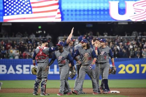 World Baseball Classic 2017 Final Open Thread: U.S.A. vs. Puerto Rico