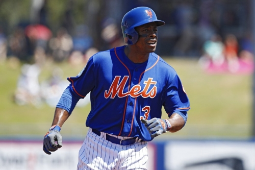Curtis Granderson thrives as cleanup hitter for Mets