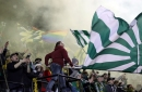 Portland Timbers return to MAPFRE Stadium with Timbers Army in tow
